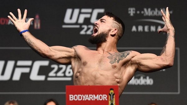 Mike Perry ufc 2021